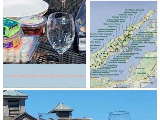 Long Island, New York Northshore Winery