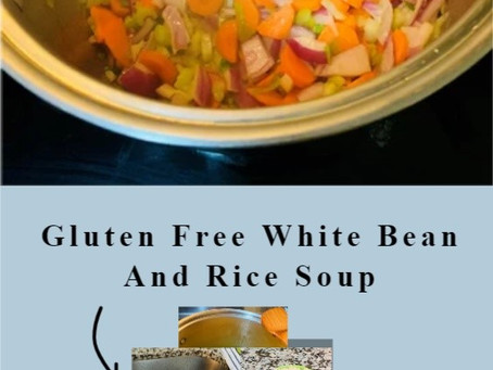 Gluten Free White Bean And Rice Soup