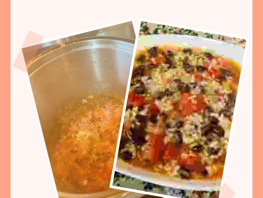 Gluten Free Spicy Black Bean Soup