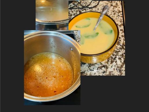 Gluten Free Creamy White Bean Soup