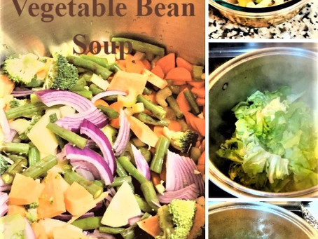 Another Gluten Free Vegetable Bean Soup