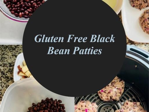 Gluten Free Black Bean Patties