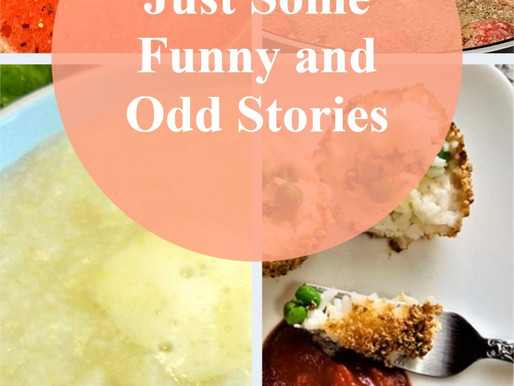 Just Some Funny and Odd Stories