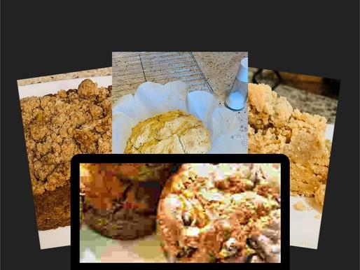 Top Five Gluten Free Baked Goods