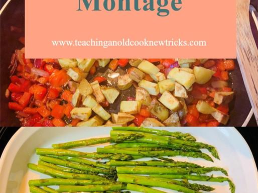 Cooking/Baking Montage