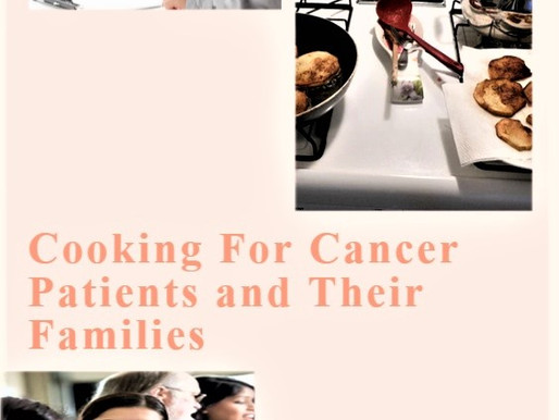 Cooking For Cancer Patients and Their Families