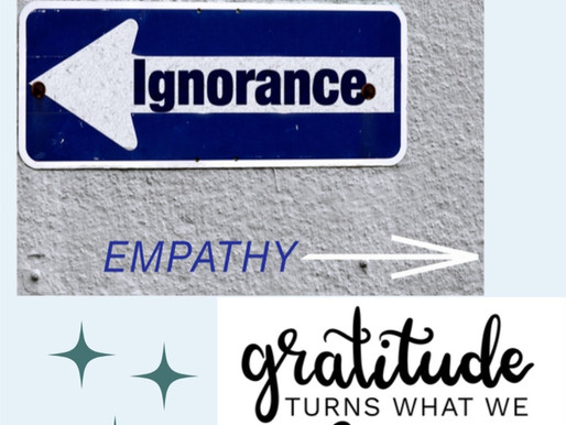 Ignorance is Bliss. But, It Could Mean Life Or Death