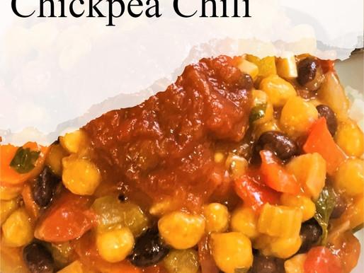 Gluten Free Chickpea Chili
