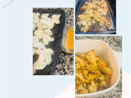 Gluten Free Annie's Roasted Cauliflower