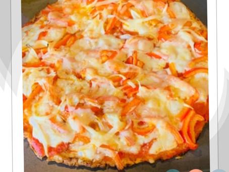 Gluten Free Cauliflower Crust Pizza