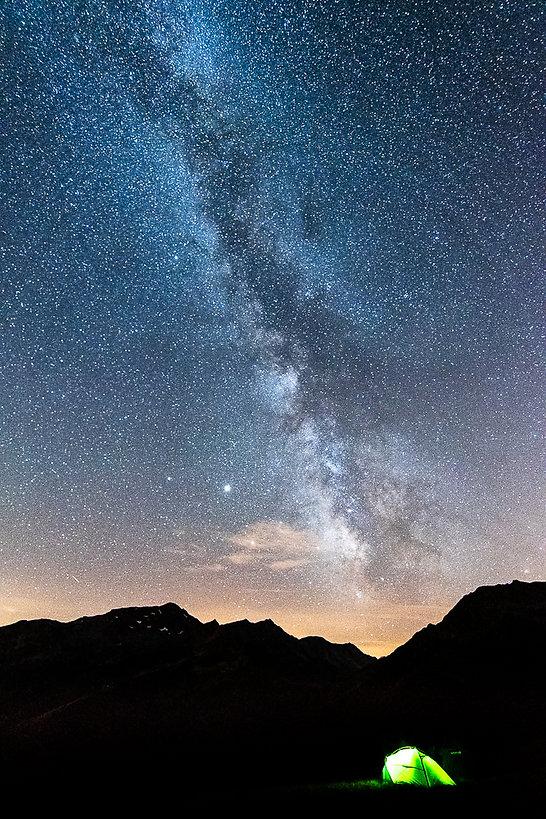 Voie Lactée Beaufortain
