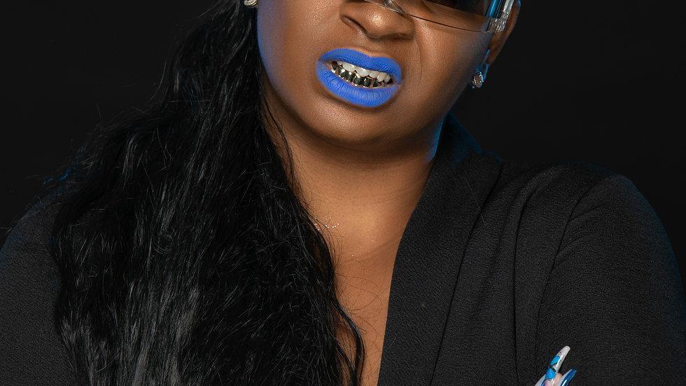 Luxury matte lip stain ROYAL