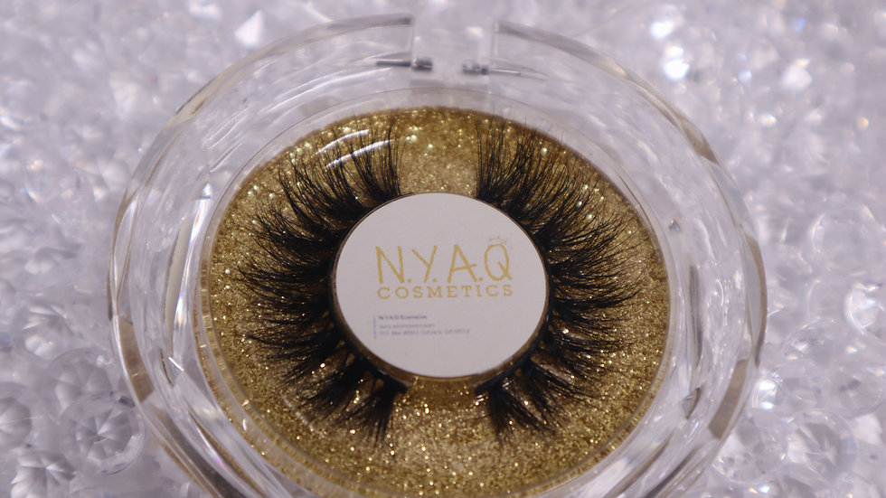 Mink Strip Eyelash C3