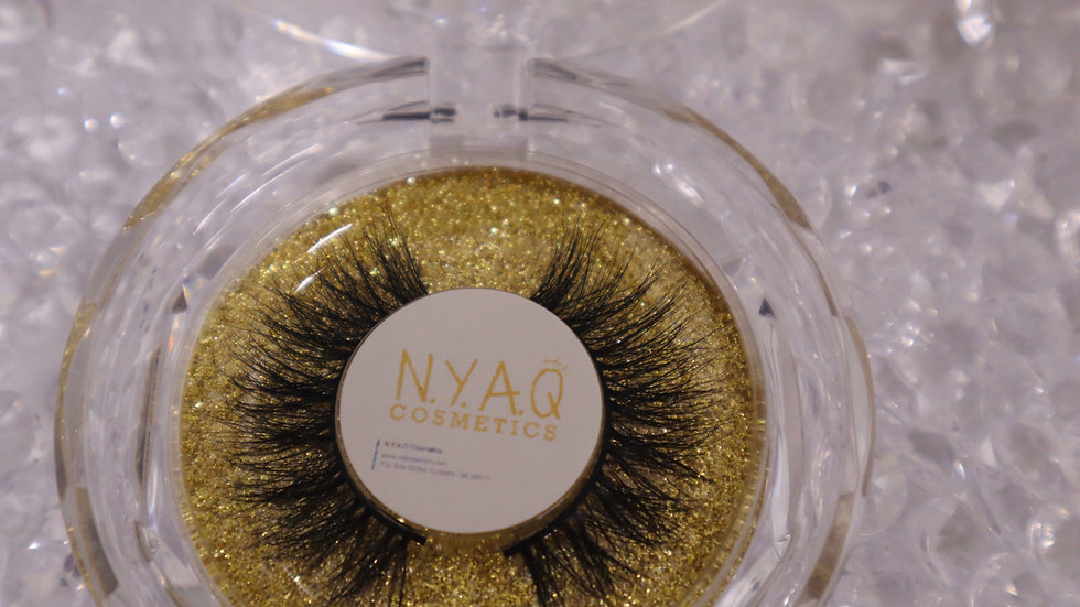 Mink Strip Eyelash C1