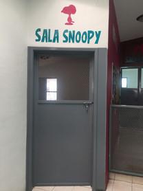Sala Snoopy