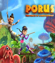Porus, Prince of the Jamboodweep