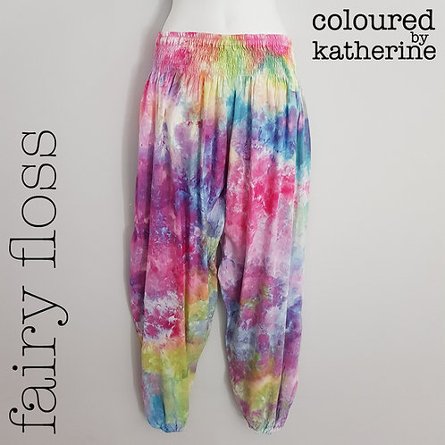 Gypsy Pants - Fairy Floss