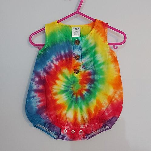 Baby Bubble Romper