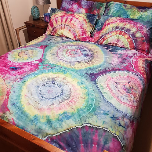 Quilt Cover Set - Geodes