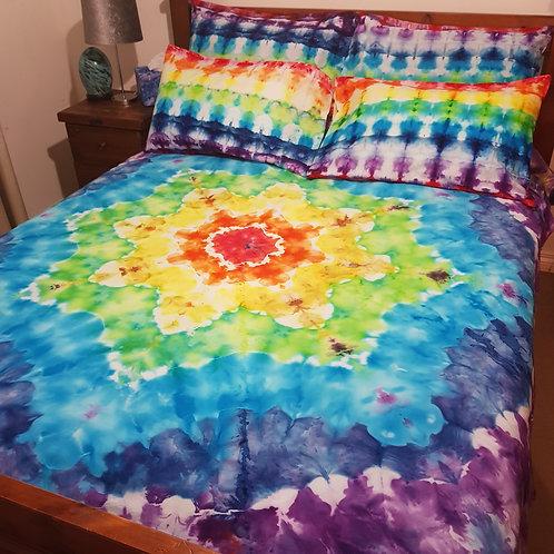 Quilt Cover Set - Mandala Star