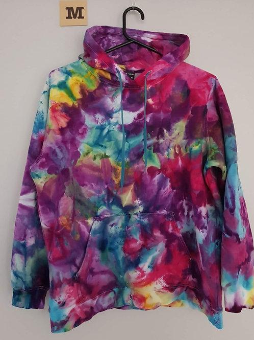 Tie Dyed Adults Unisex Hoodie - Kaleidoscope