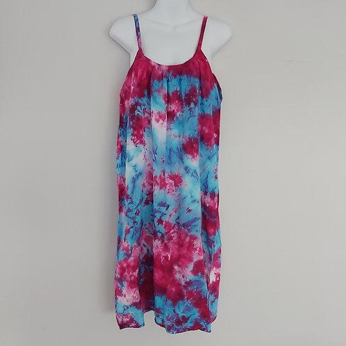 Summer Dress - Blue Violet