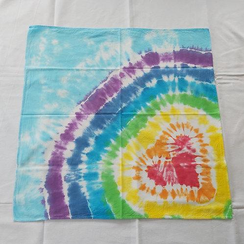 Bandana - Rainbow Heart