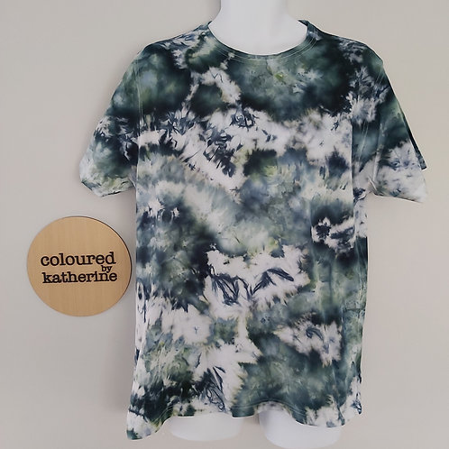 Unisex Adults Tee - Alpine Marble