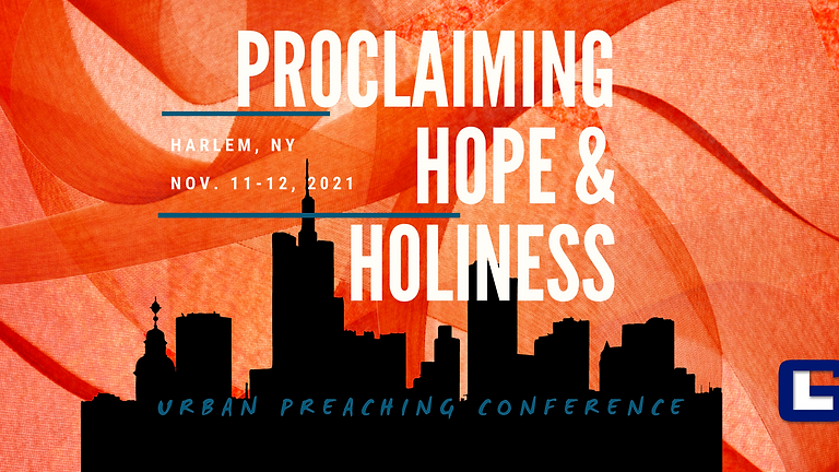 Proclaiming Hope and Holiness - The Art of Preaching in the Urban World