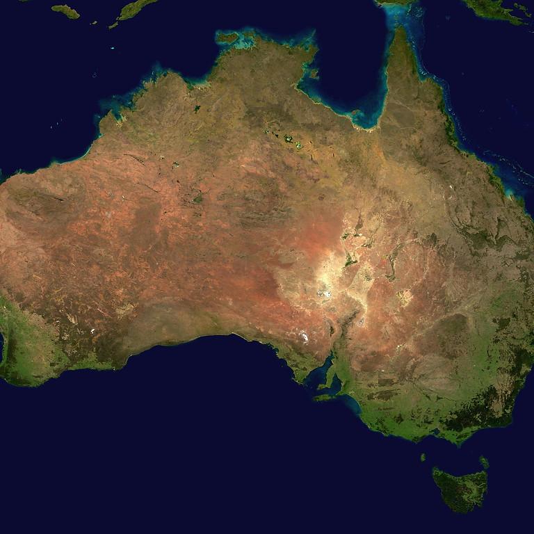 Western Australia / Pacific Rim