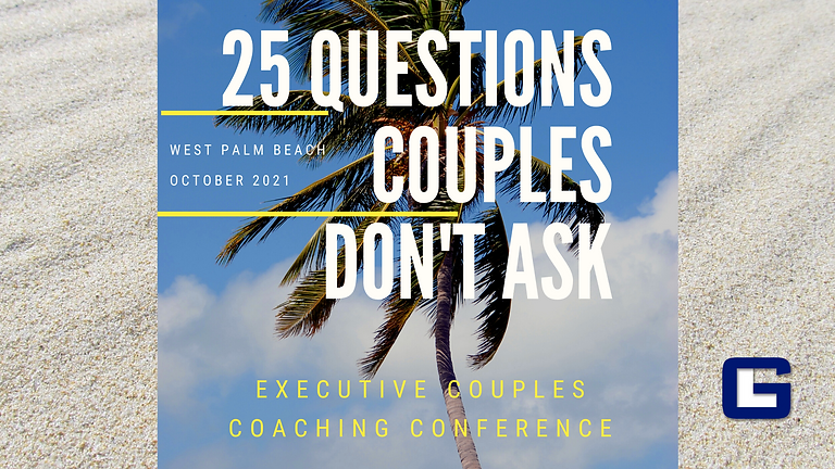 Executive Couples Coaching Conference
