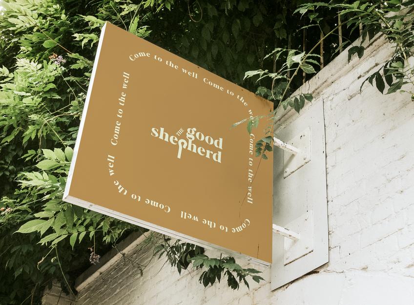 Outside Sign, The Good Shepherd_ Latoya Antonia Branding.png
