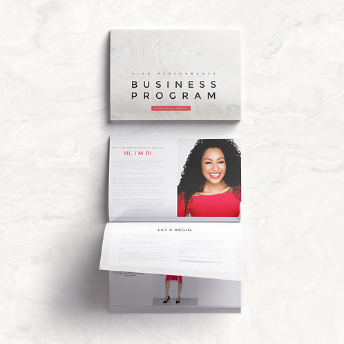 """Your Business Starts Here"" Mini Course"