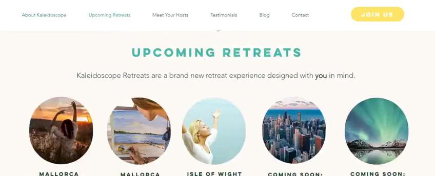 Kaleidoscope Retreats_Designed by Latoya