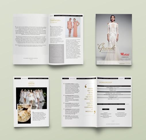 Grand Wedding Show_Westfield+MK Arena_Designed by Latoya Antonia