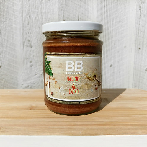 Hazelnut & Cacao Nut Butter