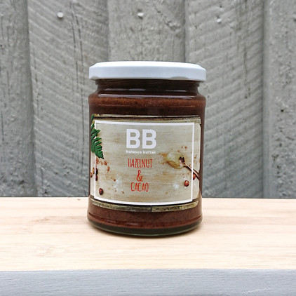 Hazelnut & Cacao Balance Butter