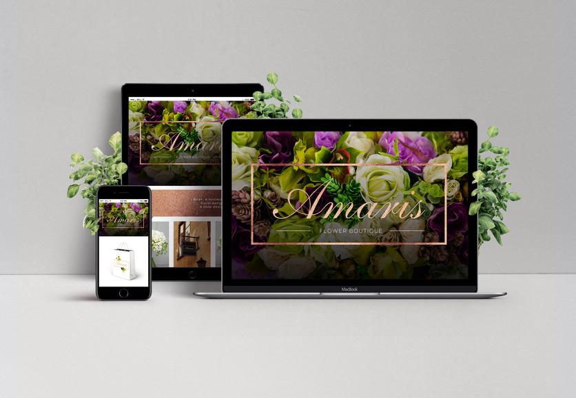 Amaris Boutique_ Website_Designed by Latoya Antonia