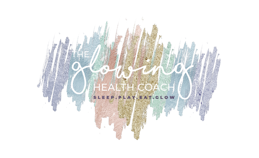 The Glowing Health Coach_Logo_Designed by Latoya Antonia