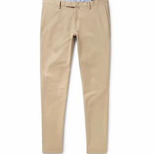 Ralph Lauren Polo- Slim-Fit Stretch-Cotton Twill Chinos