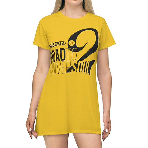 Road to Universoul 2 Amber T-Shirt Dress