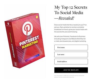 Pinterest for Business Wailist.png