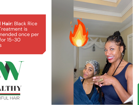 How to Use Rice Water for Hair: Watch on CW Haircare's YouTube Channel