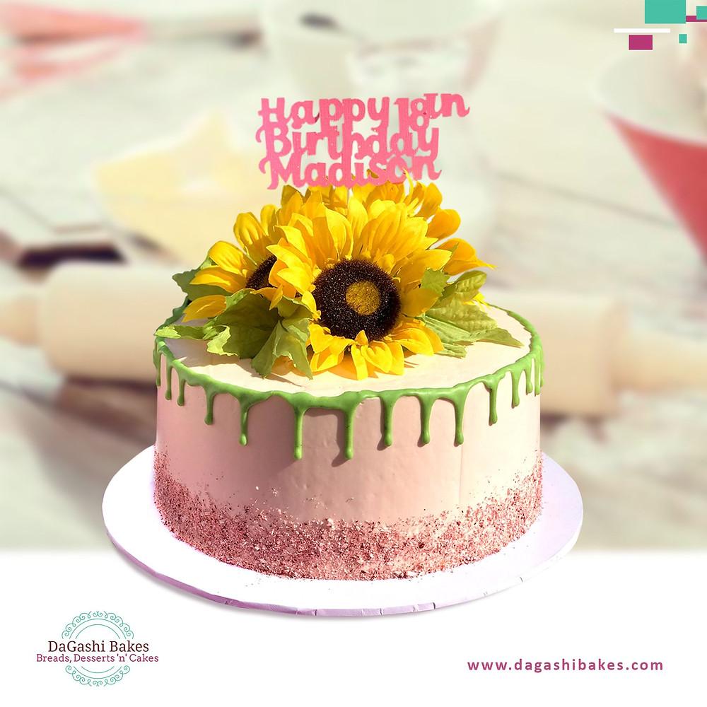 DaGashi Bakes cakes by dagashibakes.com