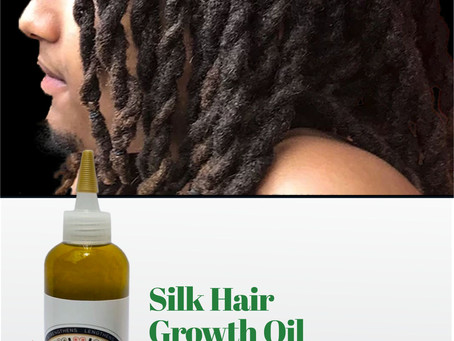 Silk Hair Growth Oil Features and Benefits
