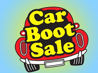 Timperley FC Car Boot Sale