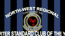 North-West Regional Charter Standard Club of the Year