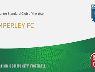 Cheshire FA Charter Standard Club of the Year