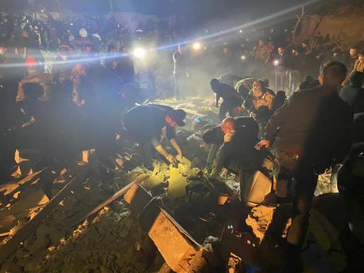 Arménie znovu v noci bombardovala město Gjandža