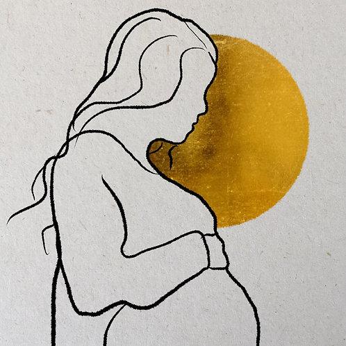 Kaartje Zwangerschap Joeff
